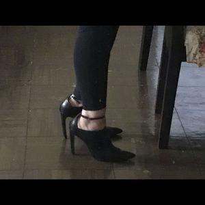 Alexander Wang Shoes - Alexander Wang Booties - Black